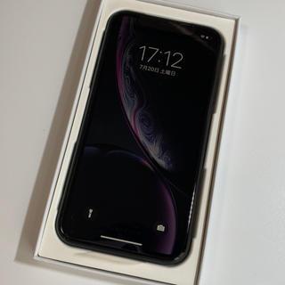 iPhone - 【SIMフリー】iPhoneXR 128GB 本体
