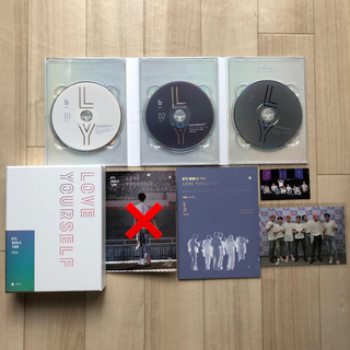 ボウダンショウネンダン(防弾少年団(BTS))のBTS/LOVE YOURSEL WORLD TOUR SEOUL オマケ付き(ミュージック)