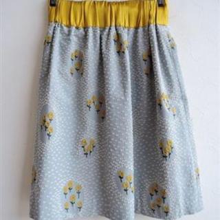 mina perhonen - ミナペルホネン ballad スカート 38サイズ
