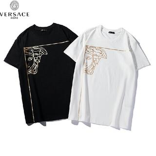 VERSACE - VERSACE 2枚6500円送料込み メンズ Tシャツ おしゃれ