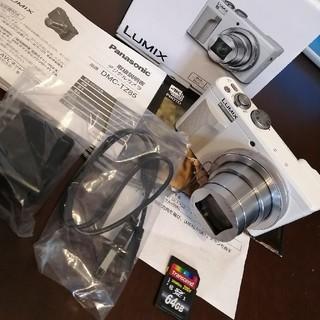Panasonic - Panasonic デジタルカメラ DMC-TZ85 ホワイト