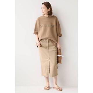 DEUXIEME CLASSE - 製品染めタイトスカート 36