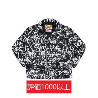 Supreme - Supreme CDG Leather Jacket Lサイズ