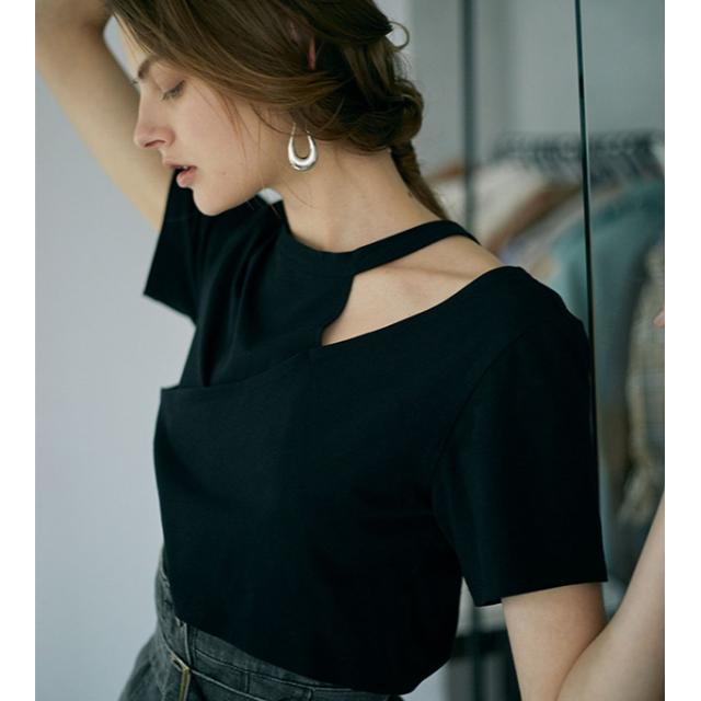 Ameri VINTAGE(アメリヴィンテージ)のAmeri vintage 人気tシャツ レディースのトップス(Tシャツ(半袖/袖なし))の商品写真