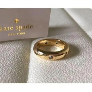 ケイトスペードニューヨーク(kate spade new york)の【新品】ケイトスペード 指輪(リング(指輪))