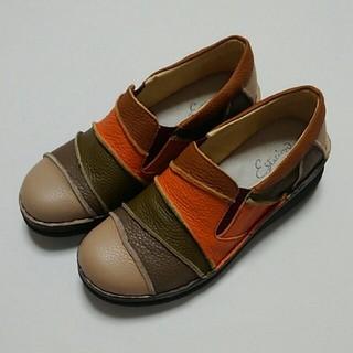 エスタシオン 靴* Lサイズ(ローファー/革靴)