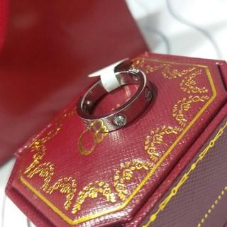 Cartier - 超美品Cartier カルティエ リング レディース ファッション 6#
