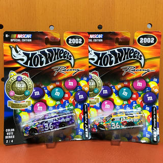 hotwheels ホットウィール ミニカー m&m's