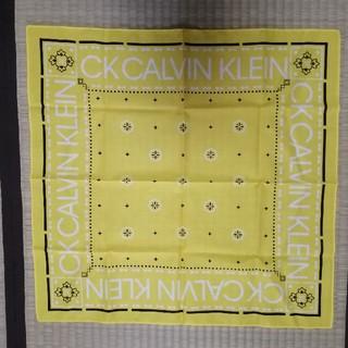 カルバンクライン(Calvin Klein)のカルバン・クラインバンダナ(バンダナ/スカーフ)