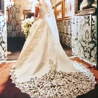 クラウディア ウエディングドレス パニエセット レース
