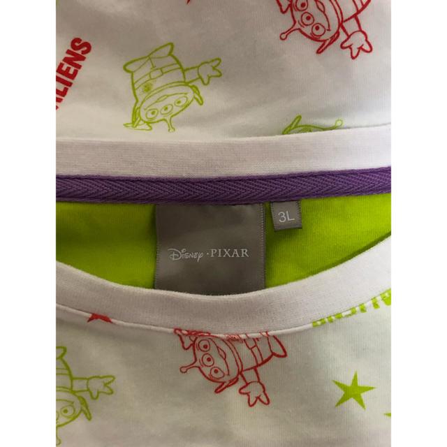 しまむら(シマムラ)の『8/1までブタウサギ様専用』TOY STORYTシャツ メンズのトップス(Tシャツ/カットソー(半袖/袖なし))の商品写真