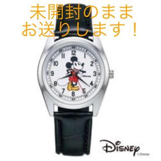 ミッキーマウス - 新品 未開封 ミッキー 時計