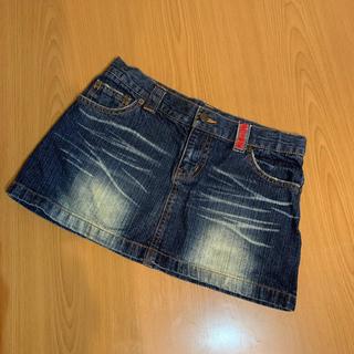 ブルームーンブルー(BLUE MOON BLUE)のBLUE MOON BLUEミニスカート(ミニスカート)