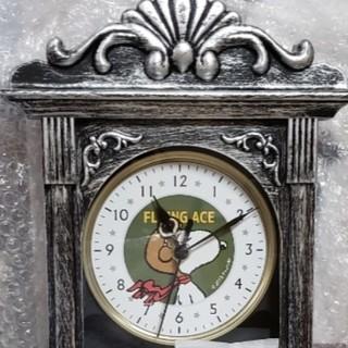 スヌーピー(SNOOPY)のスヌーピー SNOOPY クラシック 掛け時計(掛時計/柱時計)
