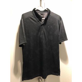 オークリー(Oakley)のOAKLEY ポロシャツ サイズL(ポロシャツ)