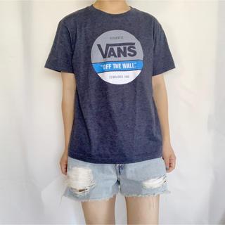 VANS - VANS サークルロゴTEE