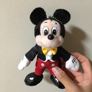 Disney - ミッキー ぬいぐるみバッジ 35周年