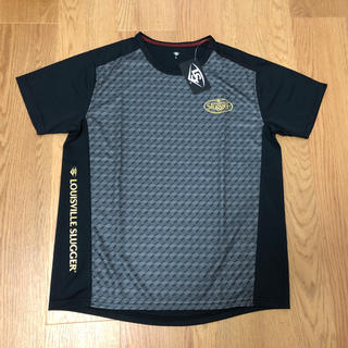 ルイスビルスラッガー(Louisville Slugger)の【カタログ外】ルイスビルスラッガー 半袖シャツ/ブラック/L(ウェア)