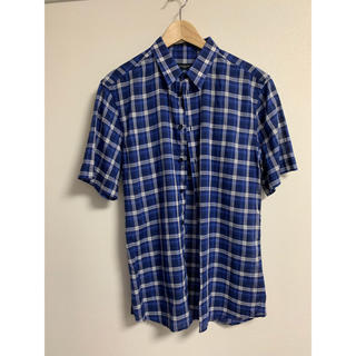 ジバンシィ(GIVENCHY)のGIVENCHYチェックシャツ (シャツ)