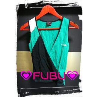 フブ(FUBU)の★FUBU★ジャマイカン・カラー タンクトップ(タンクトップ)