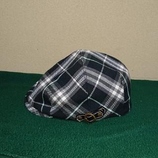 バーバリーブルーレーベル(BURBERRY BLUE LABEL)の美品‼️ バーバリーのハンチング レディース(ハンチング/ベレー帽)