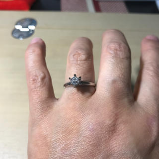 【014】シルバーリング  13号サイズ(リング(指輪))