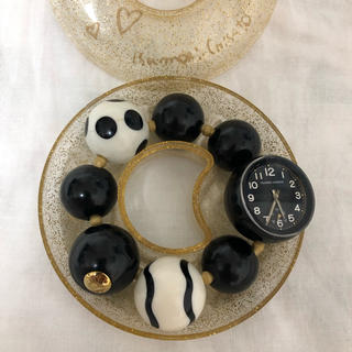 ツモリチサト(TSUMORI CHISATO)のツモリチサト Happy Ball ハッピーボール (腕時計)