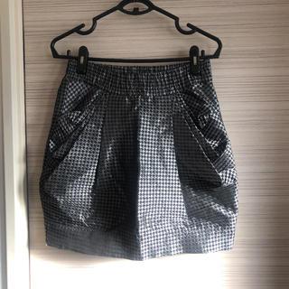 マリリンムーン(MARILYN MOON)のマリリンムーン  コクーンスカート(ひざ丈スカート)