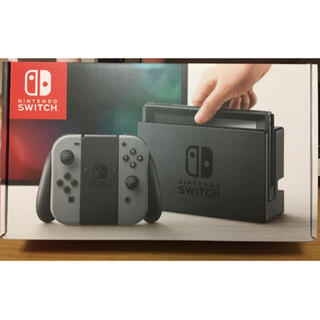 Nintendo Switch - Switch 本体 グレー