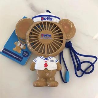 Disney - ♡ダッフィー 扇風機 ファン♡数量限定 大人気 香港 ディズニー