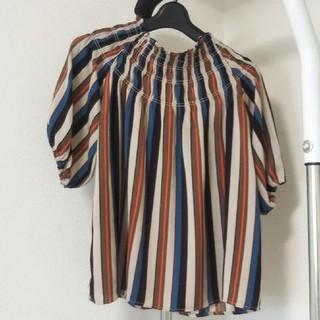 ディスコート(Discoat)のディスコート トップス(シャツ/ブラウス(半袖/袖なし))