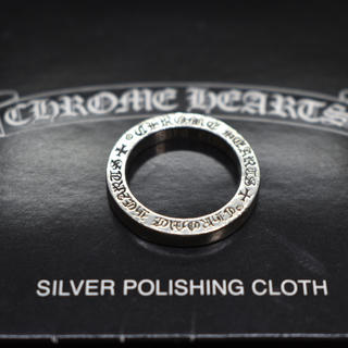 クロムハーツ(Chrome Hearts)のクロムハーツ スペーサーリング 3ミリ プレーン(リング(指輪))