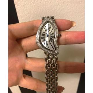 カルティエ(Cartier)のカルティエ 激レア品 入手困難 クラッシュ 時計(腕時計)