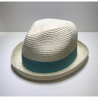 サマンサモスモス(SM2)のSamansa Mos2   /   キッズ麦わら帽子 ・ 50㎝(帽子)