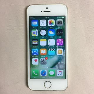 Apple - ①docomo. iphone5s  64GB  動作品 2台目にどうぞ
