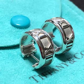 Tiffany & Co. - ティファニー フープピアス アトラス