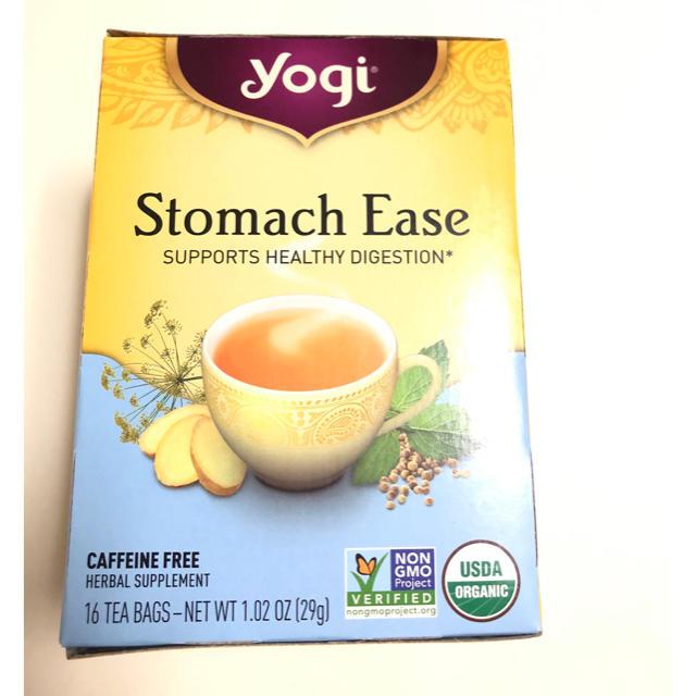 KALDI(カルディ)のyogi tea  消化サポート 食品/飲料/酒の飲料(茶)の商品写真