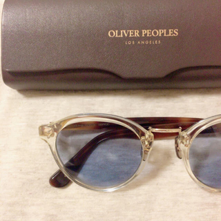 Ray-Ban - OLIVER PEOPLES サングラス