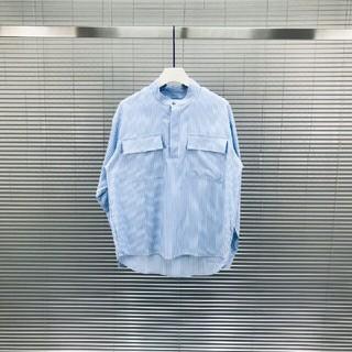 フィアオブゴッド(FEAR OF GOD)のFOG OF GOD ストライプシャツ(シャツ)
