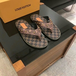 LOUIS VUITTON - LOUIS VUITTON メンズ サンダル