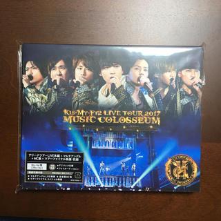 Kis-My-Ft2 - Kis-My-Ft2 MUSIC COLOSSEUM【 Blu-ray盤】