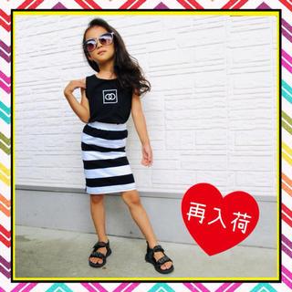 子供服 セットアップ 女の子 上下セット ワンピース GKAMGKAM(ワンピース)