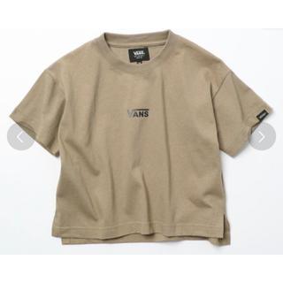 ヴァンズ(VANS)の【新品・未使用】バンズ Tシャツ  130(Tシャツ/カットソー)