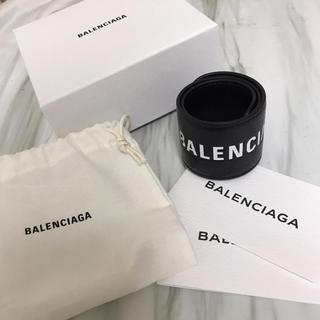 バレンシアガ(Balenciaga)のバレンシアガ   サイクル ブレスレット(ブレスレット/バングル)