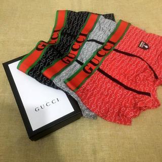 Gucci - 送料無料 グッチ ボクサーパンツ Lサイズ 複数セット