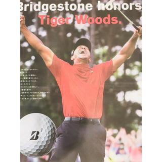 Tiger  Woods. 決してあきらめてはいけない。