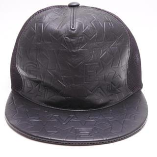 ジバンシィ(GIVENCHY)のGIVENCHY ジバンシー 帽子 CAP レザー ユニセックス スター 星(キャップ)