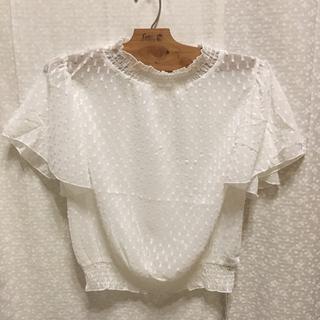 w closet - 感謝sale♥6773♥新品❇W closet⑲♥可愛いブラウス