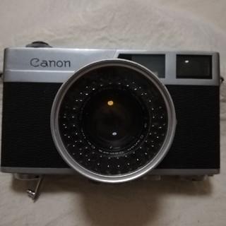 キャノンのフイルムカメラジャンク!(フィルムカメラ)