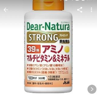 アサヒ - ディアナチュラ アミノマルチビタミン ストロング 100日分 300粒入